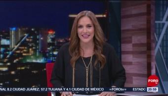 Foto: Noticias Con Danielle Dithurbide Programa Completo 23 Agosto 2019