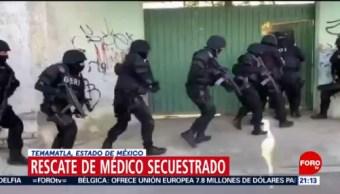 Foto: Liberan Médico Español Secuestrado Gam Retenido Edomex 14 Agosto 2019