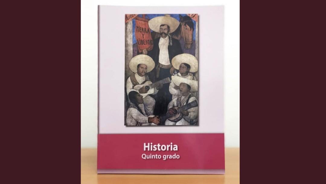 Foto: Libro Texto Gratuito, 17 de agosto de 2019, Ciudad de México