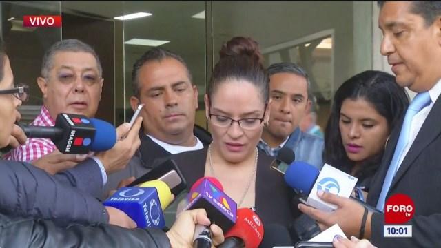 Mamá de Ernesto Ronquillo se deslinda de declaraciones de exmarido