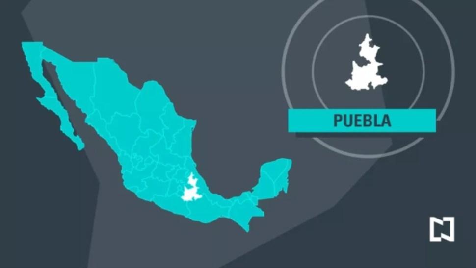Foto: Mapa de Puebla