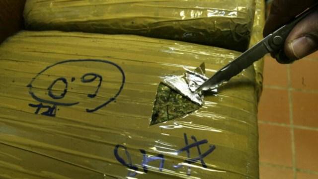 Ejército Mexicano da doble golpe millonario a negocio de las drogas