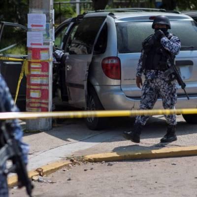 Fuerzas federales despliegan operativo en Coatzacoalcos tras masacre