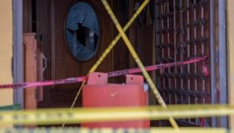 "Foto: Entrada del bar ""El Caballo Blanco"" en Coatzacoalcos, Veracruz. Reuters"