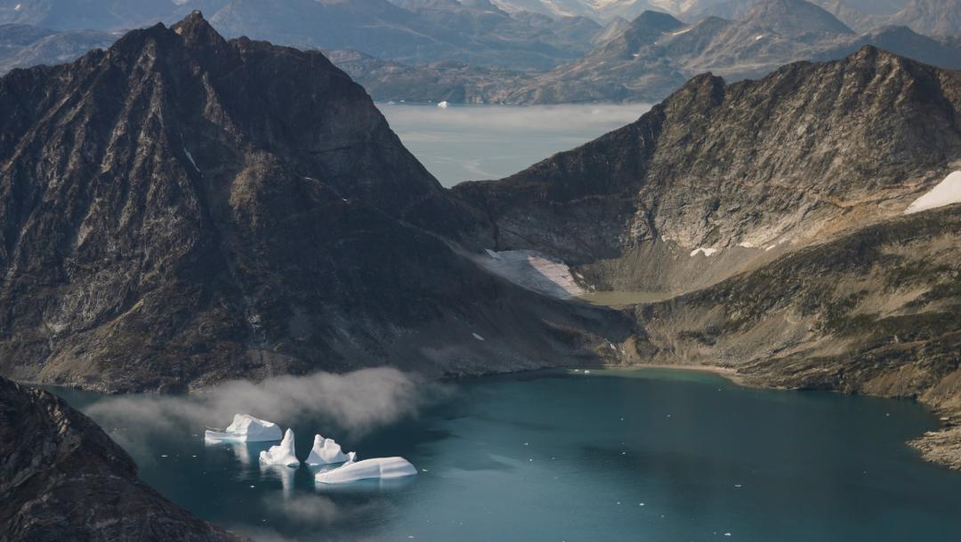 FOTO Ministra danesa responde a Donald Trump que Groenlandia no está a la venta (AP)