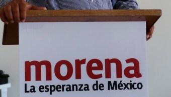 Foto: AMLO recomienda que nuevo dirigente de Morena sea elegido en una encuesta, 30 agosto 2019