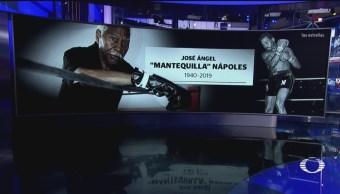 Foto: Muere Mantequilla Nápoles 16 Agosto 2019