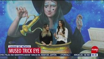 FOTO: Museo Trick Eye, el único que busca engañar a tus ojos, 10 Agosto 2019