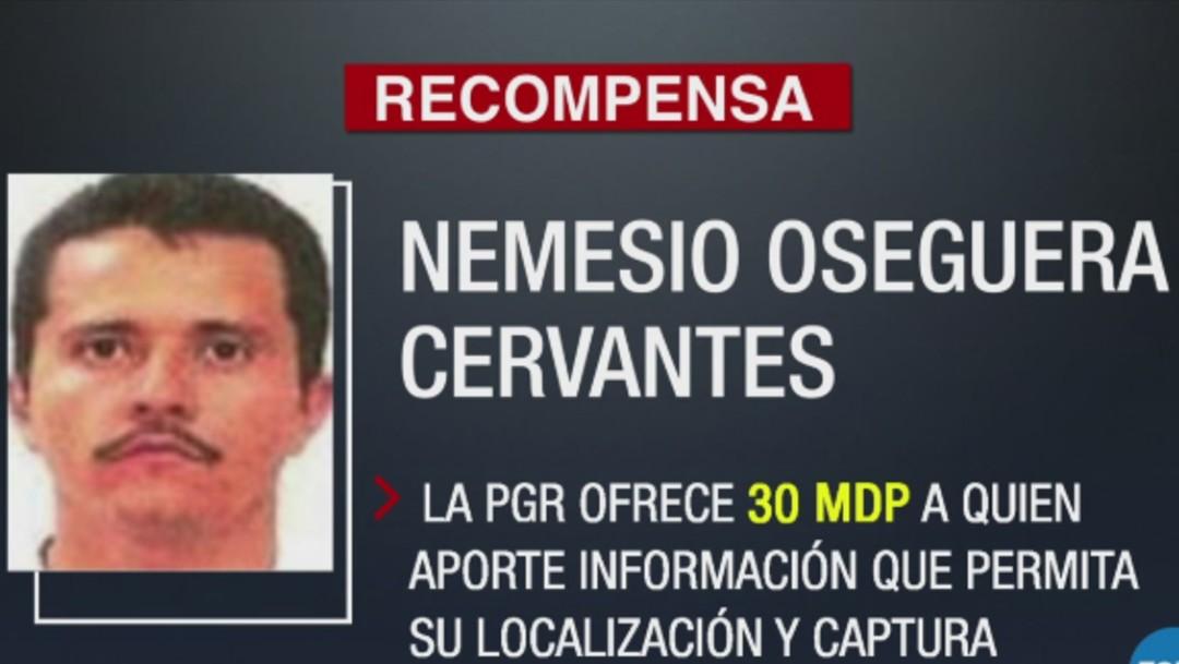 Foto: Nemesio Oseguera Cervantes