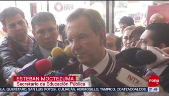 Foto: Apoyos Olimpiada Matemáticas Esteban Moctezuma 12 Agosto 2019
