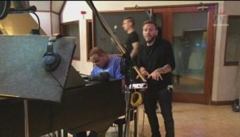 Noel Schajris lanza su nueva producción discográfica