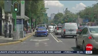 Operativo en la Cuauhtémoc para retirar vehículos abandonados