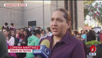 Padres de familia retiran bloqueo sobre Chapultepec y Balderas, CDMX