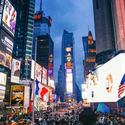Nueva York: Confunden ruido de moto con tiroteo en Times Square