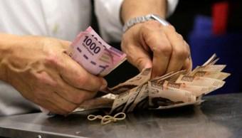 Foto: Billetes mexicanos, 17 de noviembre de 2017, Ciudad de México