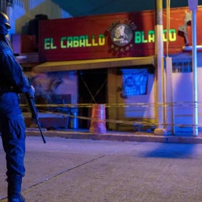 Tras masacre, poca actividad nocturna en Coatzacoalcos Veracruz