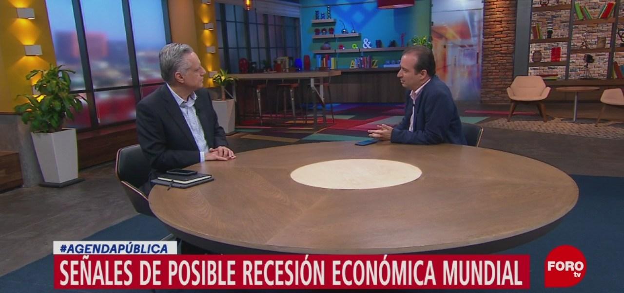 FOTO: ¿Posible recesión económica mundial?, 18 Agosto 2019