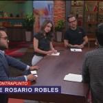 Foto: Nuevas Acusaciones Contra Rosario Robles Estafa Maestra 14 Agosto 2019