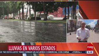 Foto: Prevén Lluvias Para Este Fin Semana