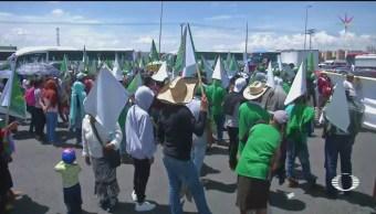 Foto: Protestas Reducción Presupuesto Apoyo Campo 8 Agosto 2019
