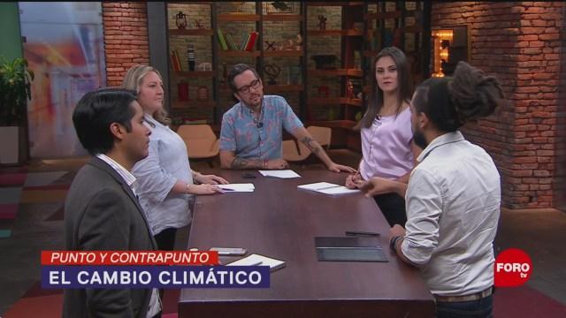 Foto: Qué Hacer Con Cambio Climático