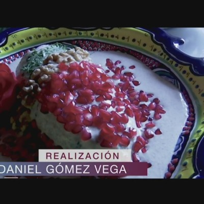 Retratos de México: Los deliciosos chiles en nogada