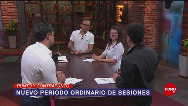 Foto: Reuniones Plenarias Partidos 30 Agosto 2019