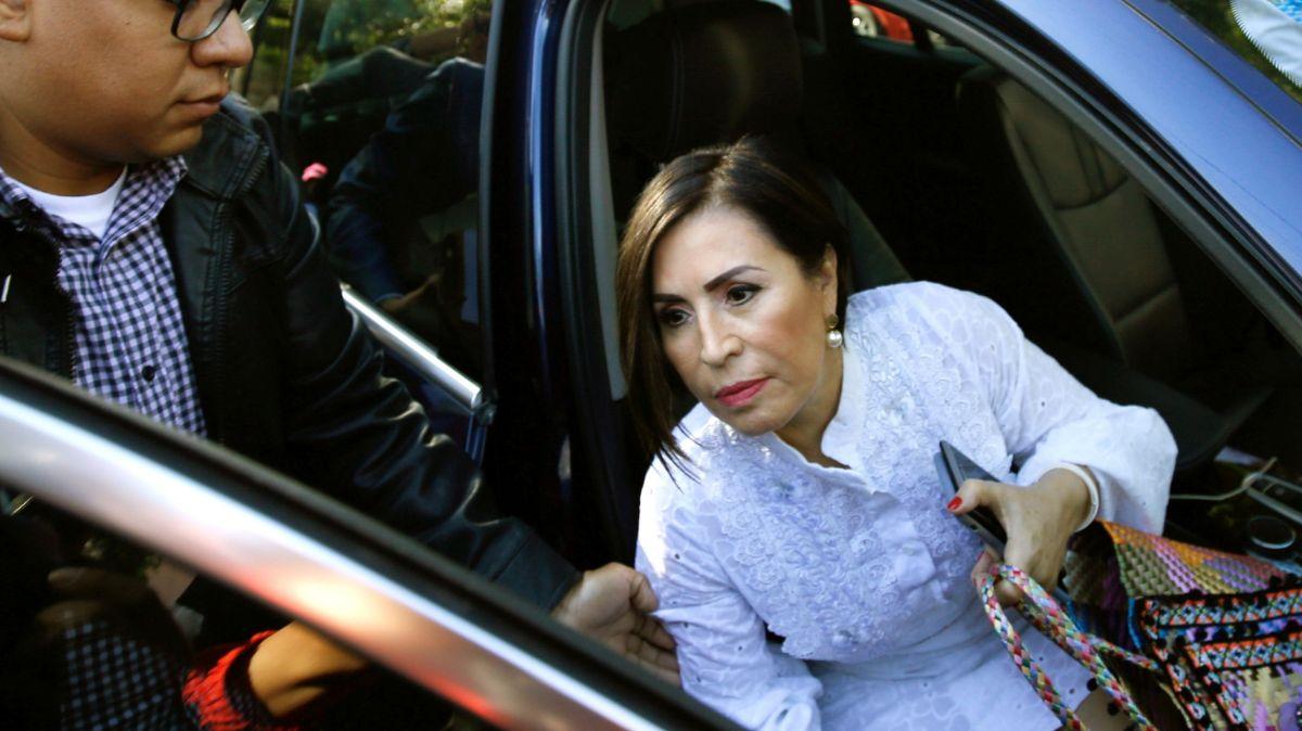 Rosario Robles fue vinculada a proceso.