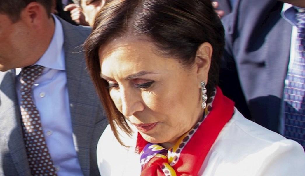 FOTO ¿Por qué Rosario Robles está en la cárcel? (EFE)