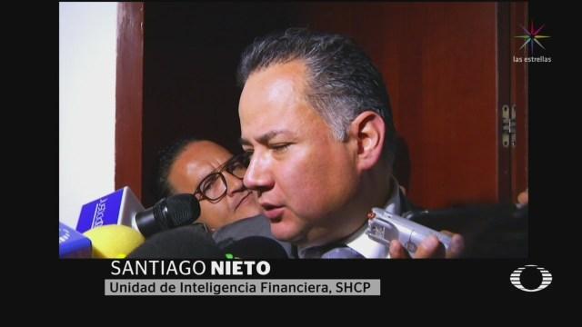 Foto: Santiago Nieto Denuncias Rosario Robles 13 Agosto 2019