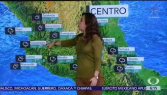 Se mantiene pronóstico de lluvias intensas en Oaxaca y Chiapas
