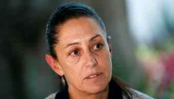 Imagen: La jefa de Gobierno de la CDMX, Claudia Sheinbaum, el 18 de agosto de 2019 (Reuters, archivo)