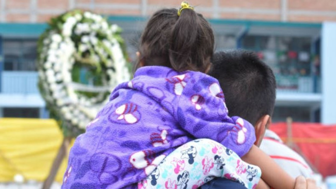 Falta recuperar 144 escuelas afectadas por sismos de 2017 en CDMX