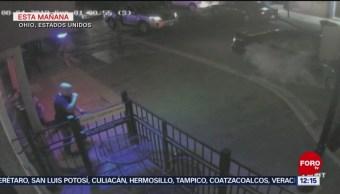 Suman 9 muertos por tiroteo en Dayton, Ohio