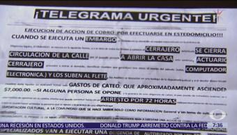 Telegrama urgente, nueva forma de estafar