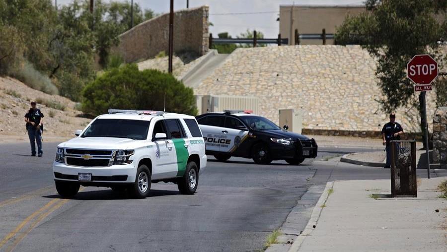 Foto: Al menos 20 personas fallecieron tras tiroteo en un Walmart de El Paso, Texas, 3 agosto 2019 (EFE)