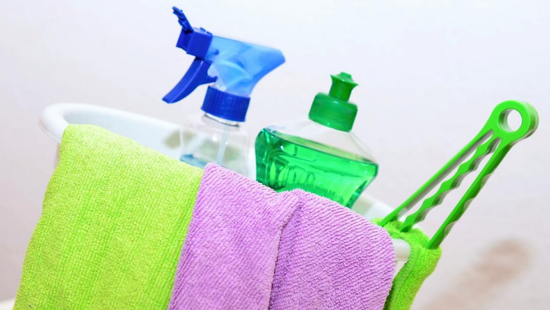Foto:usar cloro en la limpieza puede ser malo para la salud. 20 agosto 2019