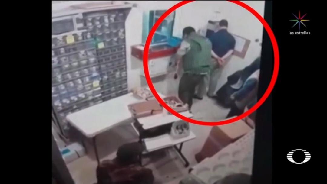 Foto VIDEO Con calma, delincuentes robaron la Casa de Moneda en CDMX 9 agosto 2019