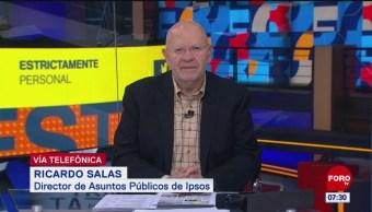 Video: Entrevista completa con Ricardo Salas en Estrictamente Personal
