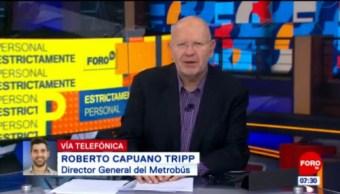 Video: Entrevista completa con Roberto Capuano en Estrictamente Personal