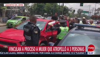 Foto: Vinculan Proceso Conductora Que Mató Abuelita Coyoacán
