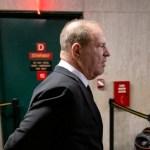Foto: Harvey Weinstein, 26 de agosto de 2019, Nueva York