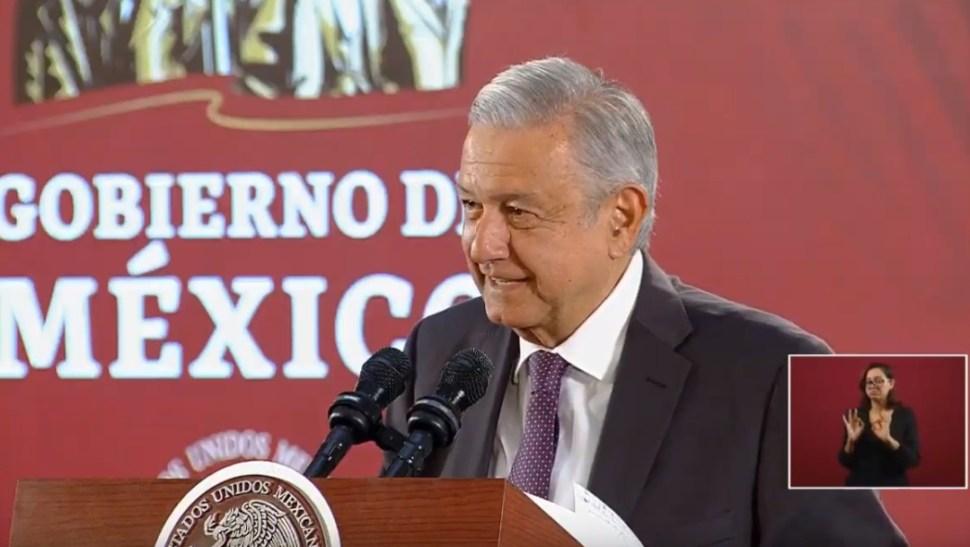 Foto: Andrés Manuel López Obrador, 24 de septiembre de 2019, Ciudad de México
