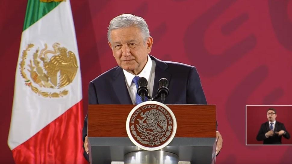 Foto: Andrés Manuel López Obrador, 27 de septiembre de 2019, Ciudad de México