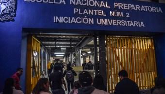 Prepa 2 de la UNAM