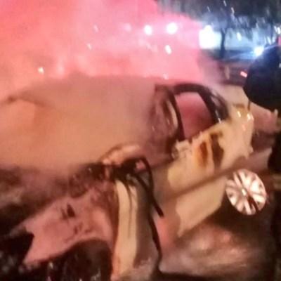 Fallece una persona tras accidente en avenida Legaria en la CDMX