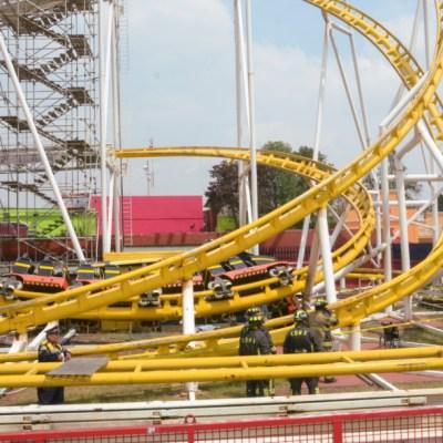 Suspenden actividades en la Feria de Chapultepec tras accidente