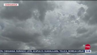 FOTO: Activan alerta amarilla en Chihuahua por lluvias, 14 septiembre 2019