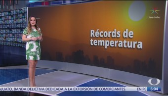 Agosto de 2019, el mes más cálido