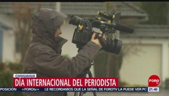 FOTO: Al menos 12 periodistas han sido asesinados en México en 2019, 8 septiembre 2019